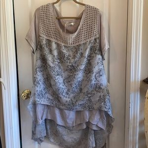 Simply couture top